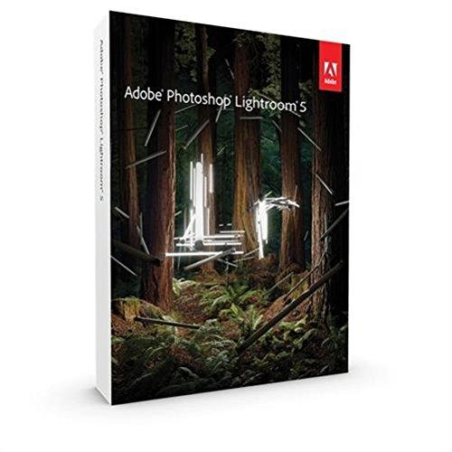Adobe Photoshop Lightroom 5, UPG - Autoedición (UPG Photoshop Lightroom, Actualizasr, Full, 1 usuario(s), 2048 MB, 2048 MB, Intel Pentium 4, AMD Athlon 64)