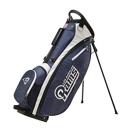 Wilson NFL Los Angeles Rams Carry Golf Bag