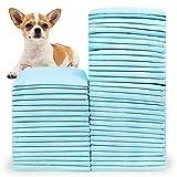 BLEVET Pack of 50 Empapadores de Entrenamiento para Mascotas Perros Gatos MZ068 (45x60cm,50 Pack)