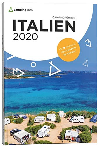 Camping.info Campingführer Italien 2020