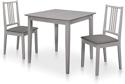 Alkove - Hayes - Set de 2 sillas de madera maciza con ...