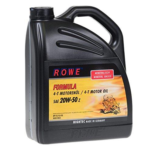 5 Liter ROWE HIGHTEC FORMULA SAE 20W-50 Z