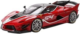 GFLD 1:18 Ferrari Car Model Fxxk Racing Super Run Simulación Aleación Coche Modelo Juguete de Regalo