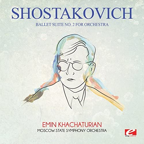 Moscow State Symphony Orchestra & Emin Khachaturian