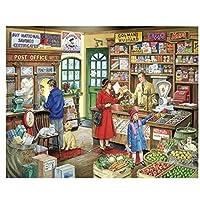 ショップフルーツパズル-ジグソーパズル子供大人のための1000ピース、大人の子供パズル知的教育玩具ギフト (75×50CM)
