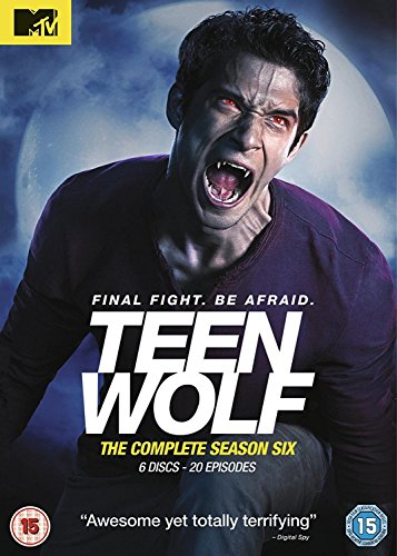 Teen Wolf Season 6 Complete DVD [Import]