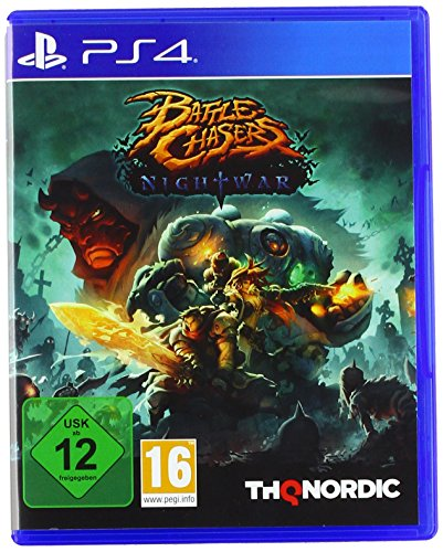 Battle Chasers: Nightwar - [PlayStation 4]