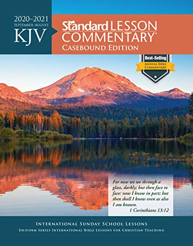Download KJV Standard Lesson Commentary® Casebound Edition 2020-2021