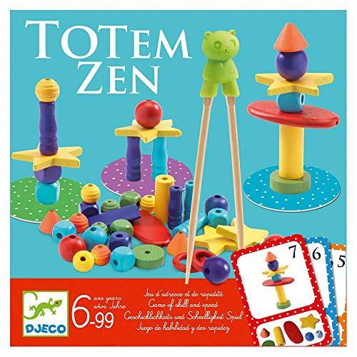 Djeco – Totem Zen Jeu (français Non Garanti)