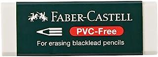 Faber-Castell 188121 - gum 7081 N PVC-vrij, kunststof, wit