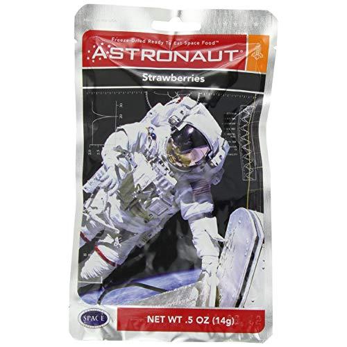 Alimento Espacial Comida Astronauta - Fresas
