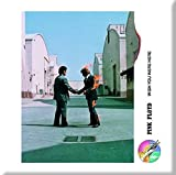 Pink Floyd Wish You Were Here Shake Hands Album Steel Metal