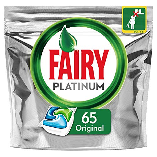 Fairy Platinum Dishwasher Tablet...