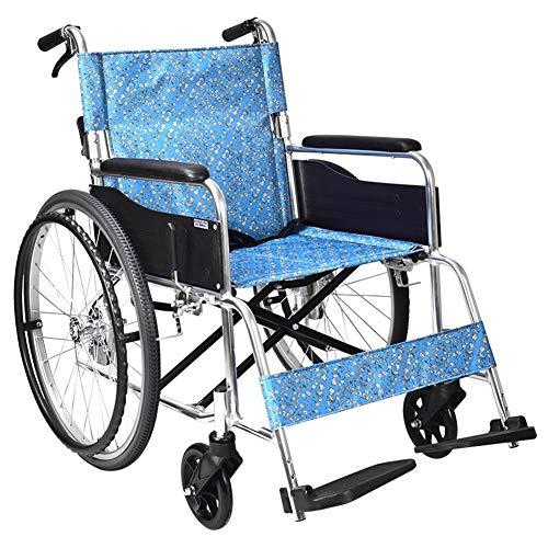 Reiserollstuhl Leicht Faltbar Mit Feststellbremse Leichtes Gewicht,Rollstuhl Klappbar Mit Bremse Trommelbremse,faltrollstuhl Alu,transportrollstuhl Drive Medical Für Behinderte Reisen