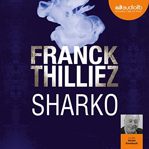 Couverture de Sharko