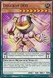 Yu-Gi-Oh! - Deskbot 008 (BOSH-EN040) - Breakers of Shadow - Unlimited Edition - Common