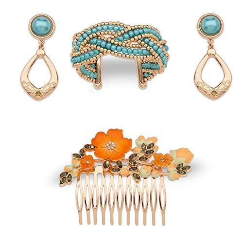 Disney Elena of Avalor Jewelry Set Multi