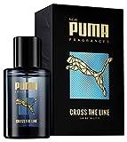 Puma Eau de Toilette Natural Spray Vaporisateur Cross The Line , 50 ml
