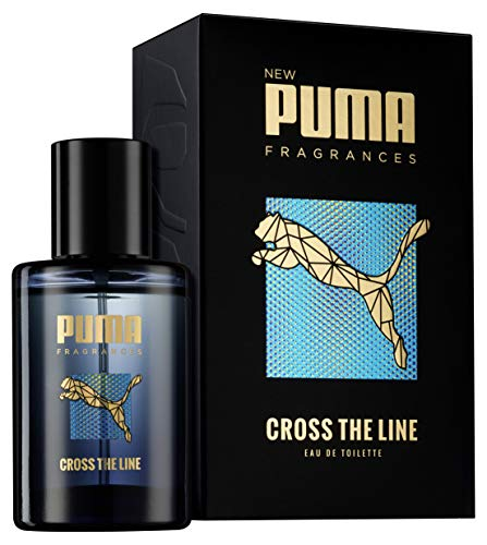 Puma Eau de Toilette Natural Spray Vaporisateur Cross The Line , 50 ml