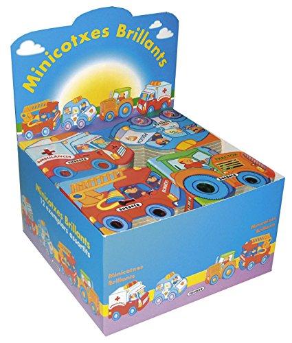 Minicotxes brillants (Pack de 12 libros - 3 por cada título)