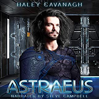 Astraeus audiobook cover art