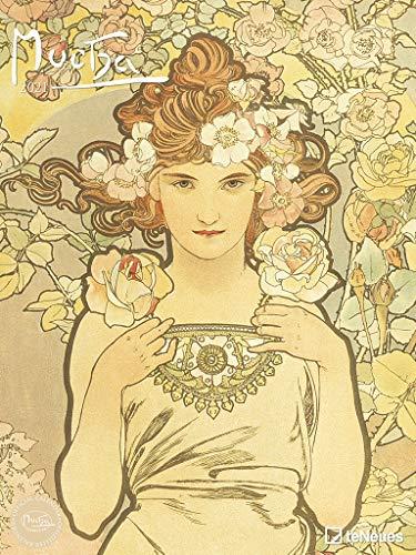 Mucha 2021 - Kunst-Kalender - Poster-Kalender - 48x64 (Kunst Klassiker)