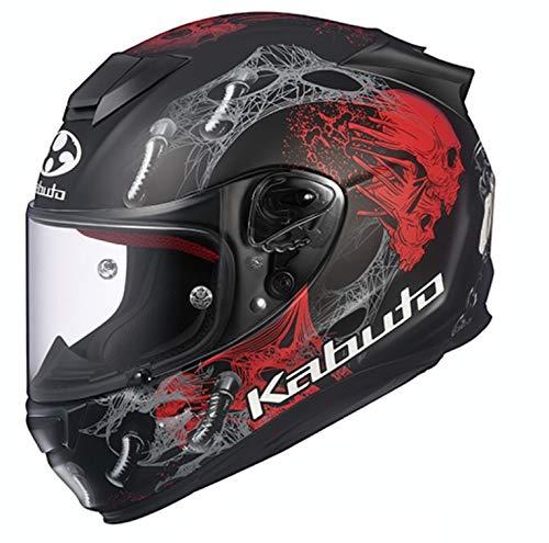 オージーケーカブト(OGK KABUTO)バイクヘルメット フルフェイス RT-33 DARK(ダーク) フラットブラック (サイズ:M) 584092