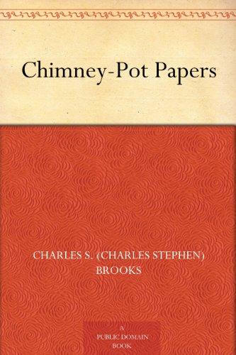 Couverture du livre Chimney-Pot Papers (English Edition)