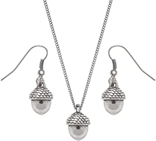 96c7b155b7ca Amazon.es: Chapado en plata - Juegos de joyas / Niña: Joyería
