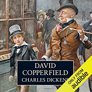 David Copperfield cover art