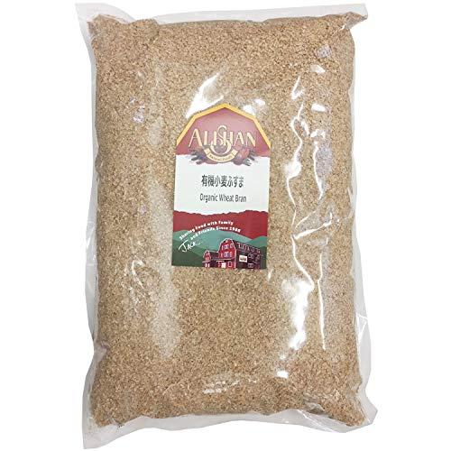 アリサン 有機小麦ふすま 1000g