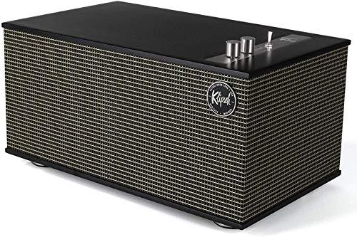 Klipsch The Three II Black Speaker Bluetooth USB Phono Preamp