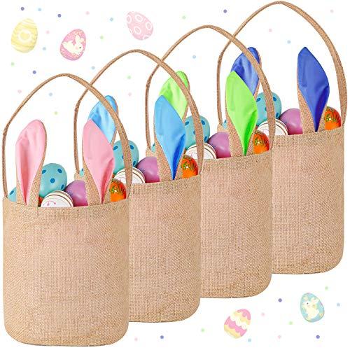 4pack Huge Easter Bunny Bags