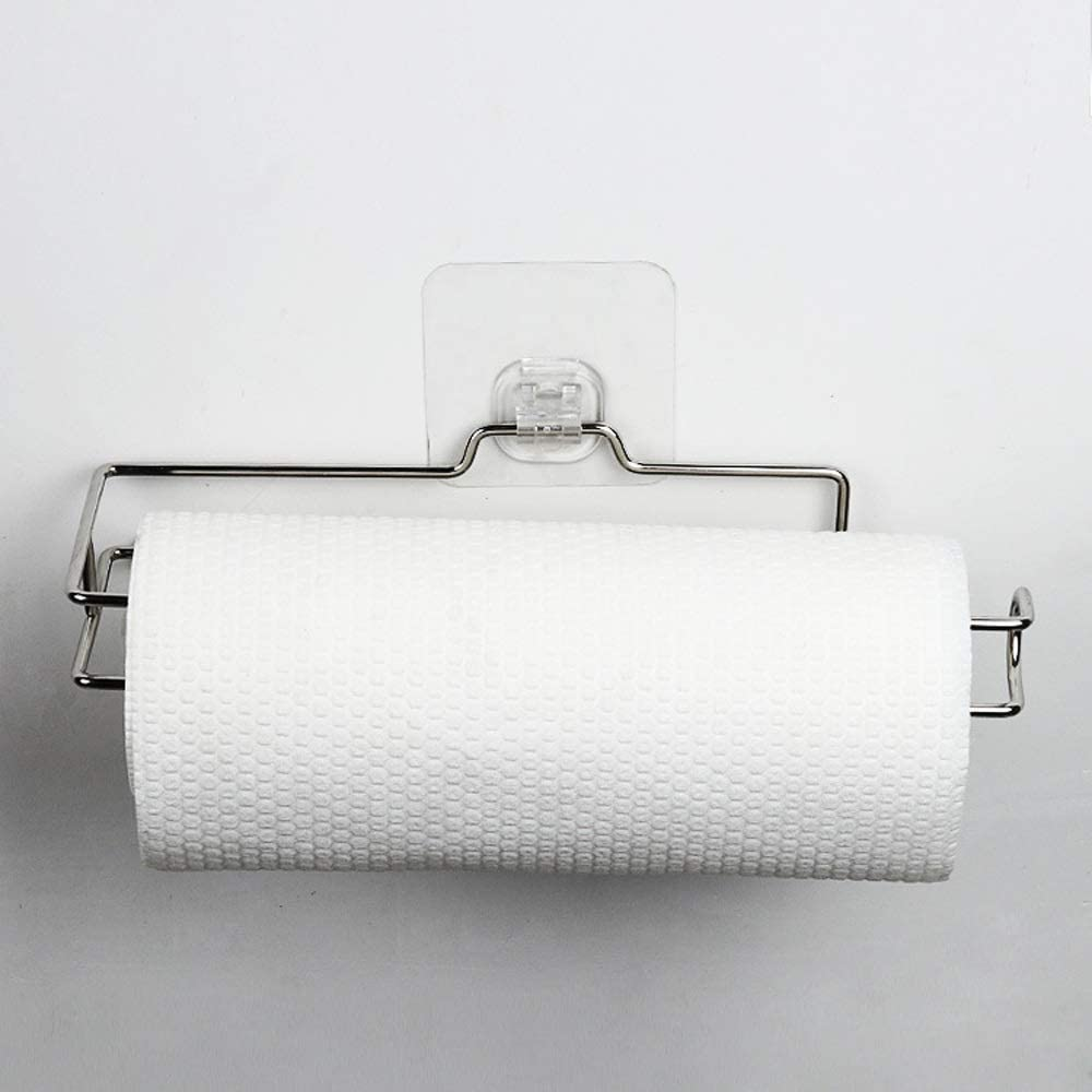 Max 74% OFF Tissue Holder Staple-free rag roll holder paper 55% OFF Toilet tray stai