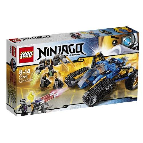 LEGO Ninjago 70723 - Donner-Räuber
