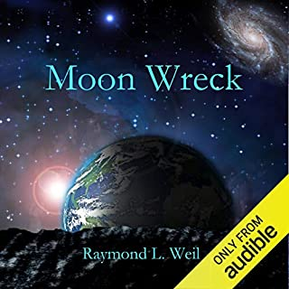 Moon Wreck audiobook cover art