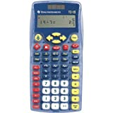 Texas Instruments TI-15 Explorer Elementary Calculator - Plastic Key, Impact Resistant Cover - 2 Line(s) - 12 Digits - Battery/Solar Powered - 1 Each