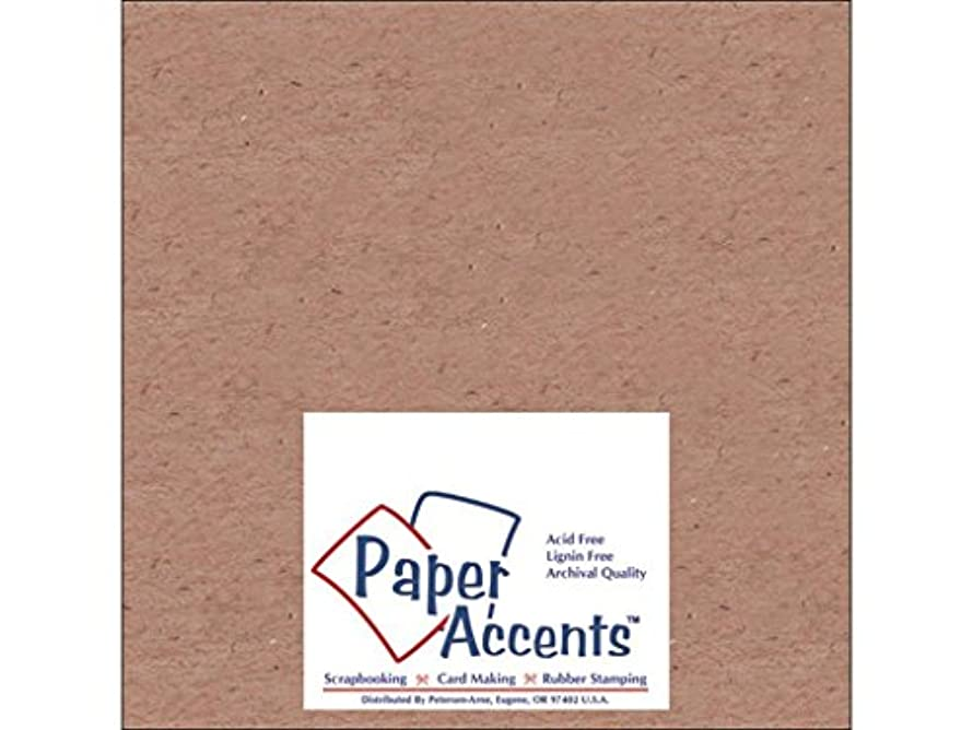 Accent Design Paper Accents Chpbrd NAT Chipboard 4x4 XL Heavy 42pt Natural