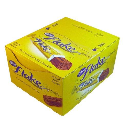 48 x Cadbury Flake Schokoriegel (48 pack)