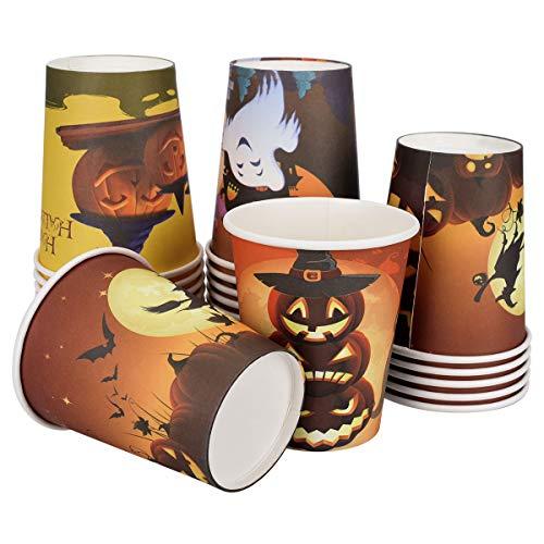 Acquista Bicchieri per Festa di Halloween su Amazon