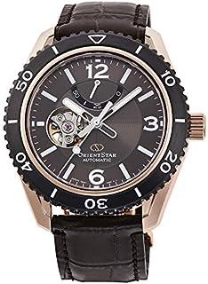 [オリエント時計] 腕時計 オリエントスター スポーツ セミスケルトン パワーリザーブ50時間 RK-AT0103Y メンズ ブラック