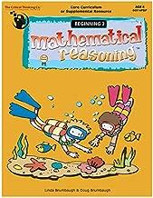 Mathematical Reasoning Beginning 2