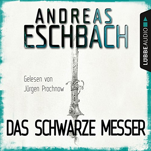 "Das schwarze Messer (Spin-Off zu ""Herr aller Dinge"") audiobook cover art"
