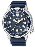 Citizen Herren Analog Quarz Uhr mit Plastik Armband BN0151-17L