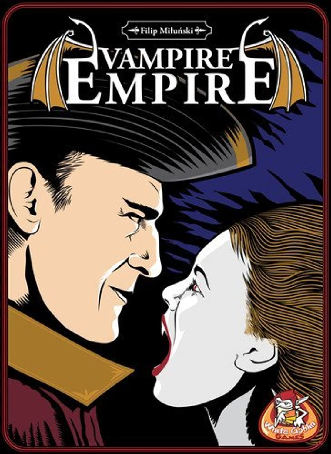 Stronghold Games Vampire Empire Board Game by Stronghold Games