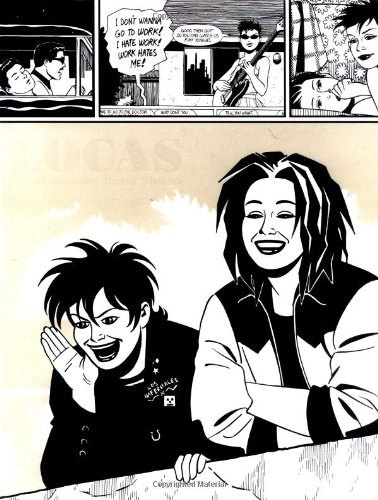 Locas: The Maggie and Hopey Stories (Love & Rockets)