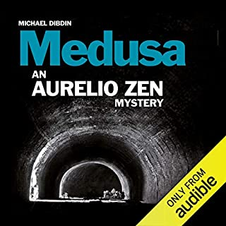 Aurelio Zen: Medusa audiobook cover art
