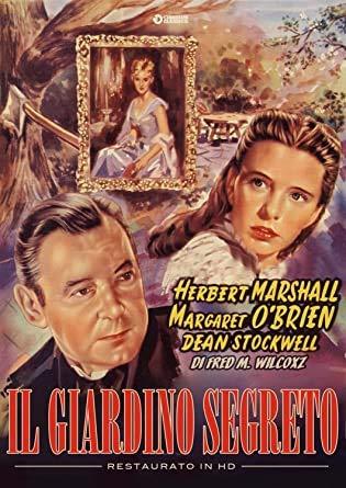 Der geheime Garten / The Secret Garden (1949) ( ) [ Italienische Import ]