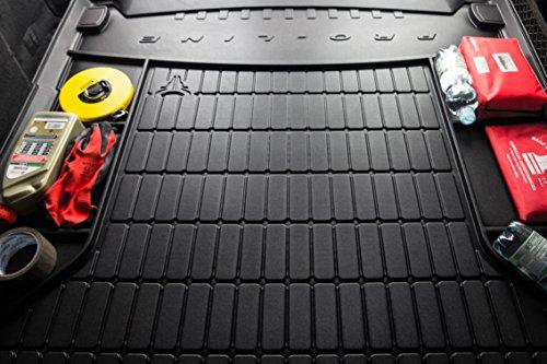 EJP-GBR Matten Maßgefertigte Kofferraummatte X-Trail III ab 2014. Kofferraumschutz Für Dein Fahrzeugmodell.