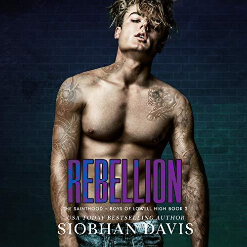 Rebellion Audiobook By Siobhan Davis cover art